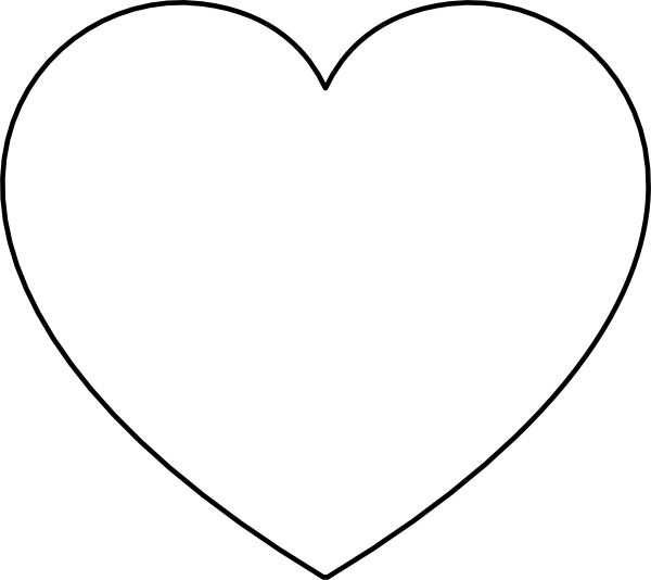 printable coloring pages heart