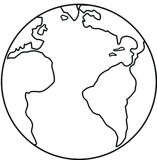 printable earth coloring pages at getdrawings free for