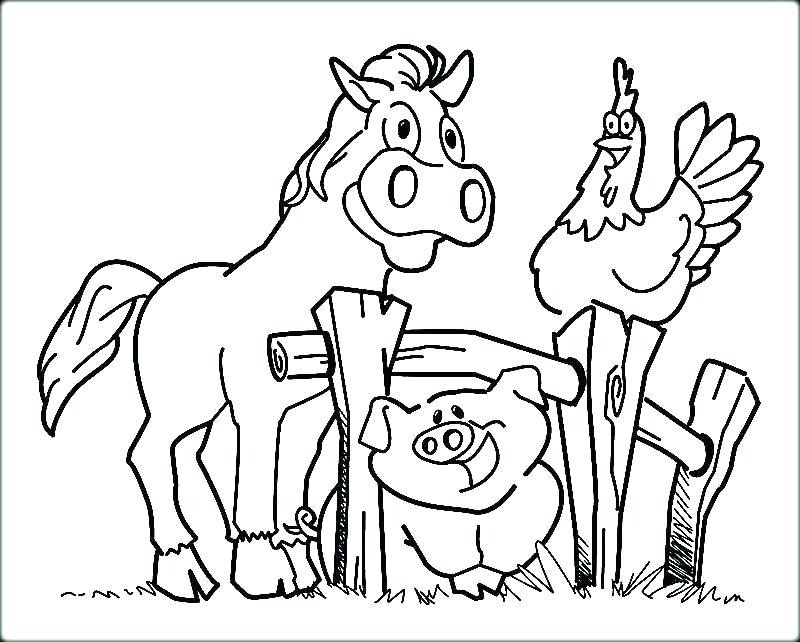 printable farm animals coloring pages asrahousing