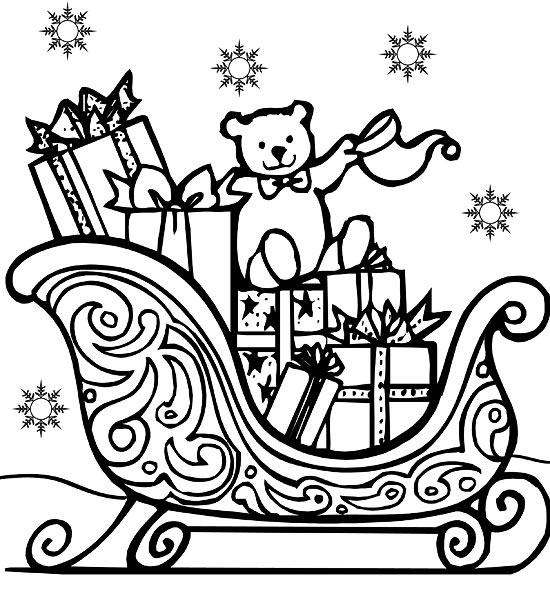 printable holiday coloring pages parents