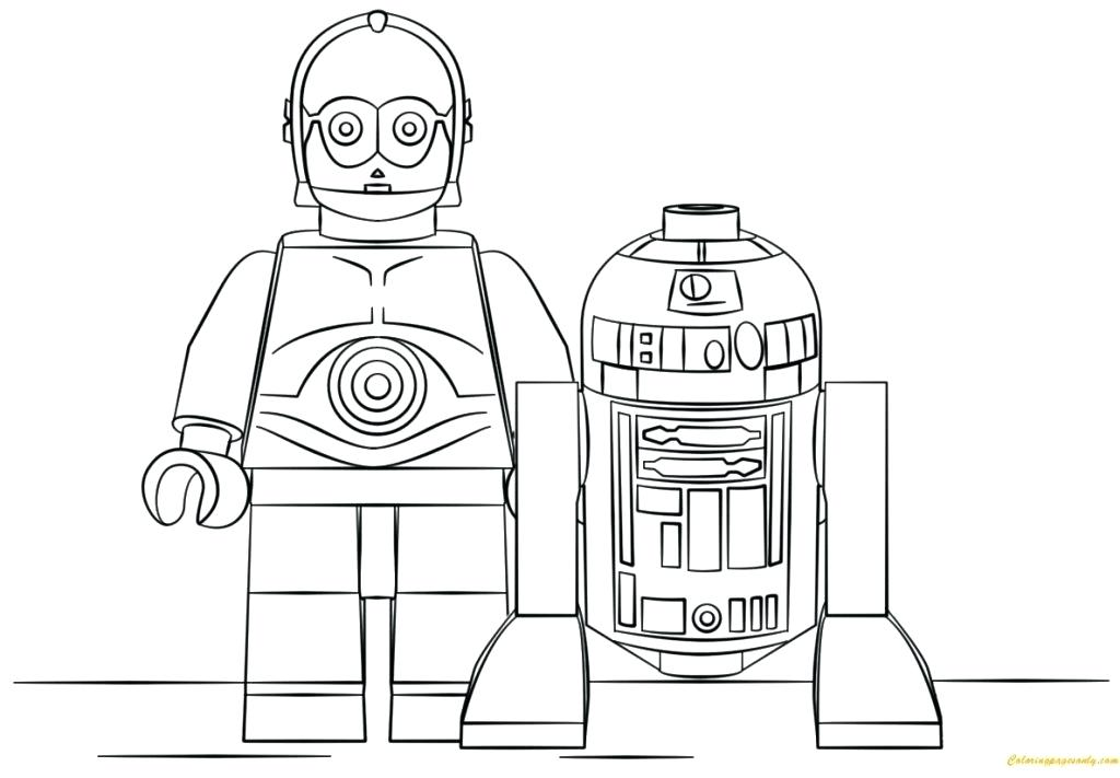This is a picture of Shocking Printable Lego Coloring Pages