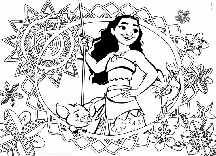 printable moana coloring pages new moana cover coloring book