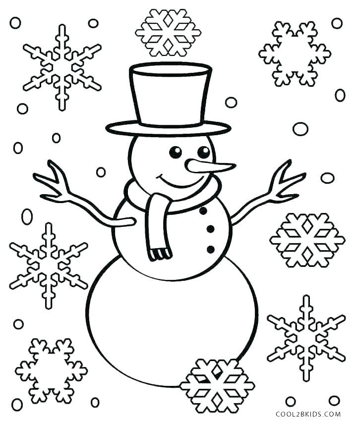 printable snowflake coloring pages mimarathi