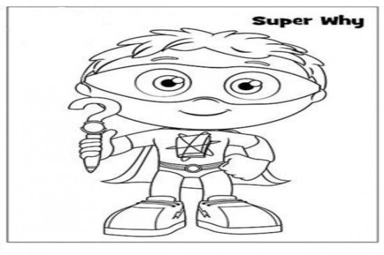 printable super why coloring pages for kids 1000 free