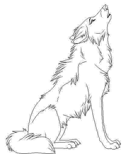 printable wolf colouring pictures free printable wolf