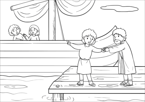 prophet jonah coloring pages free coloring pages
