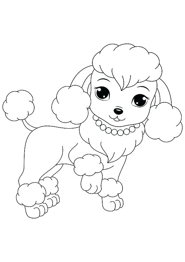Puppy Coloring Pages Pictures Whitesbelfast