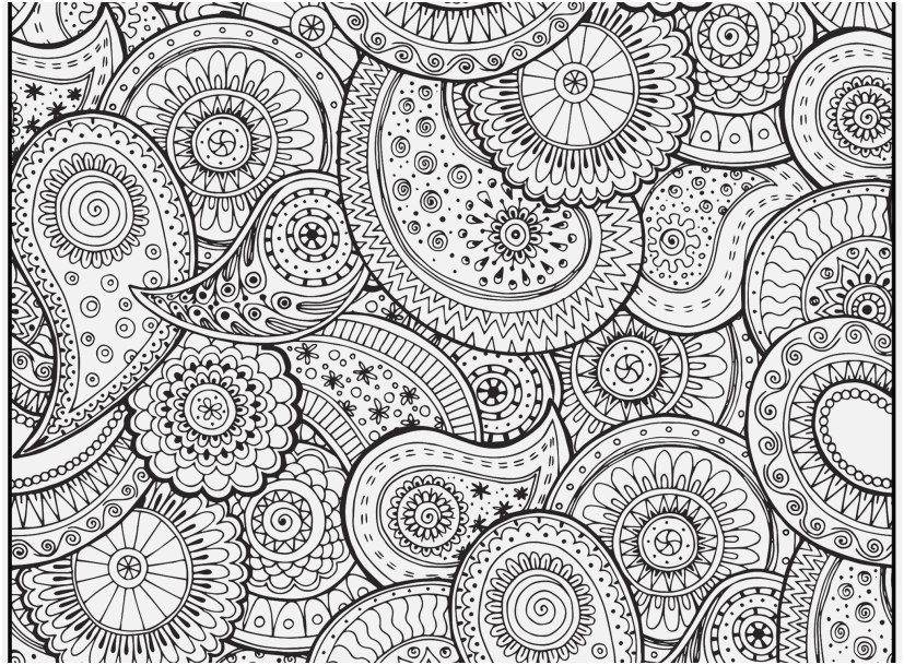 relaxing coloring pages capture patterns shapes adult