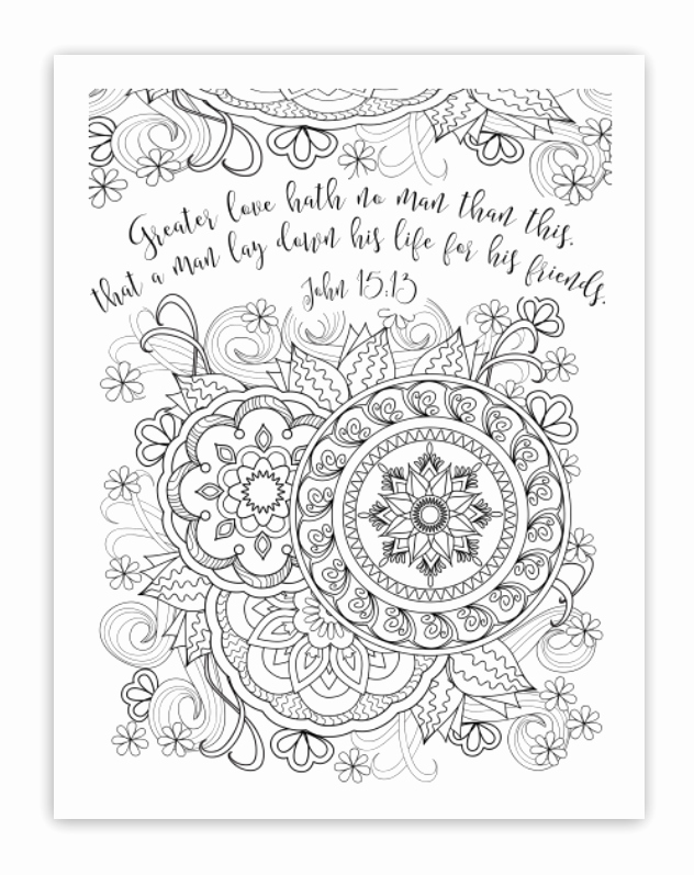 religious coloring books for adults luxury pin on diary of