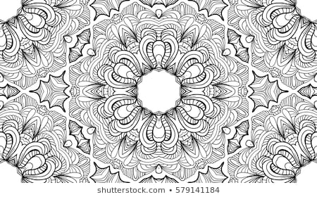 royalty free geometric coloring pages stock images photos