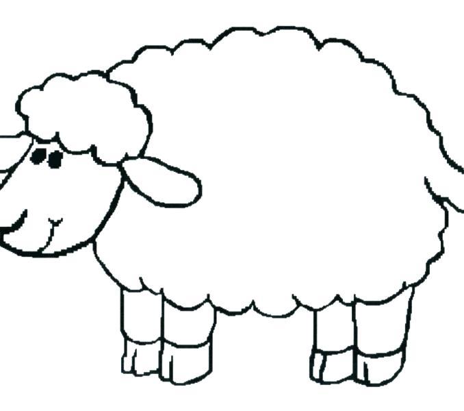 sheep coloring sheets printable schoogle