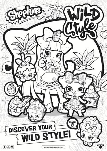 shopkinsworld shopkins coloring pages