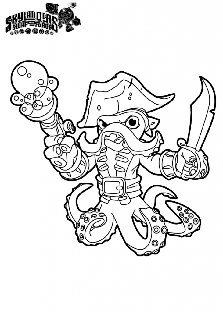 skylanders coloring pages best coloring pages for kids