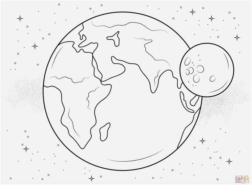 solar system coloring pages pictures strange eclipse
