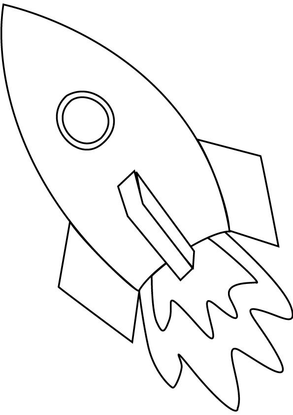 space ship coloring page online space coloring pages