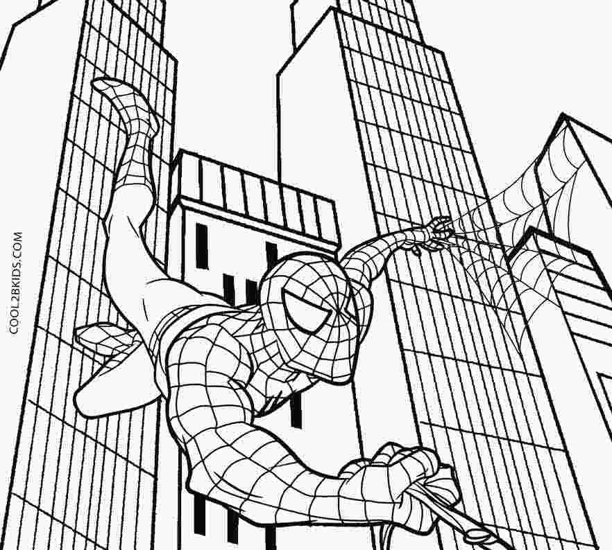 spider man 3 colouring pages interactive magazine coloring