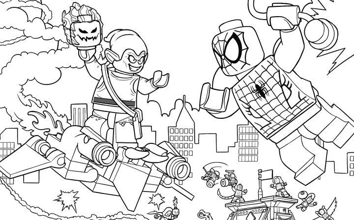 spider man web warriors ultimate bridge battle superhero