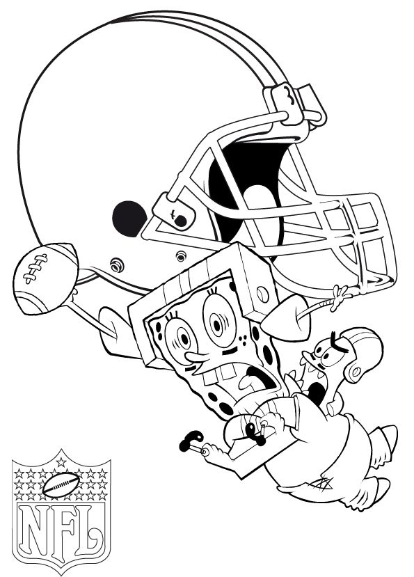 star playing football nfl coloring pages football coloring