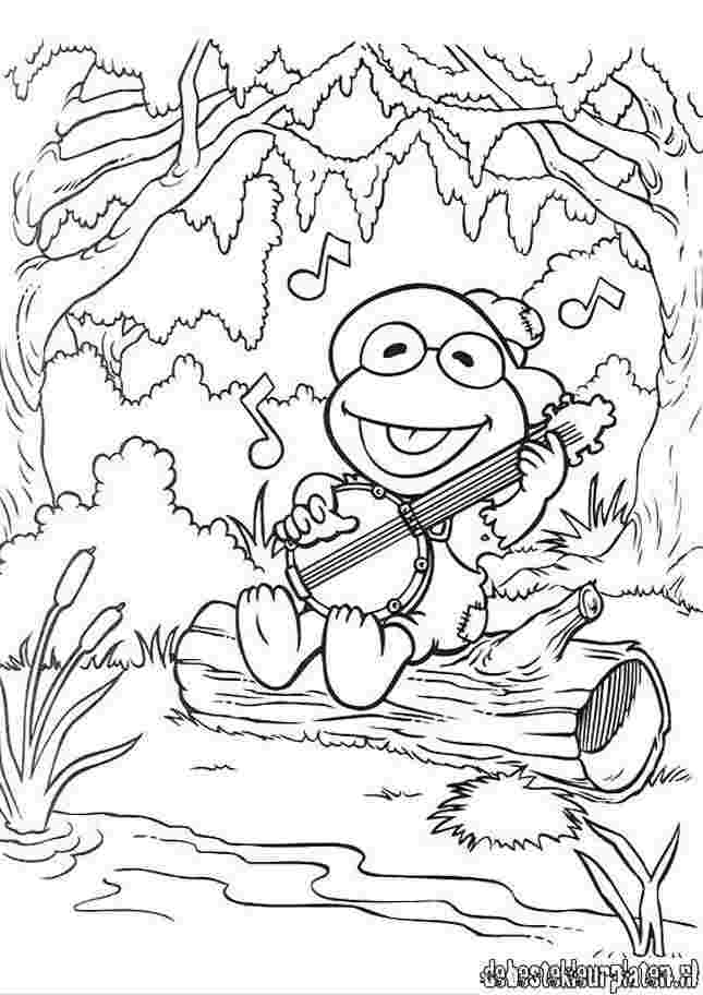 star wars muppets coloring pages star wars 063 coloring page