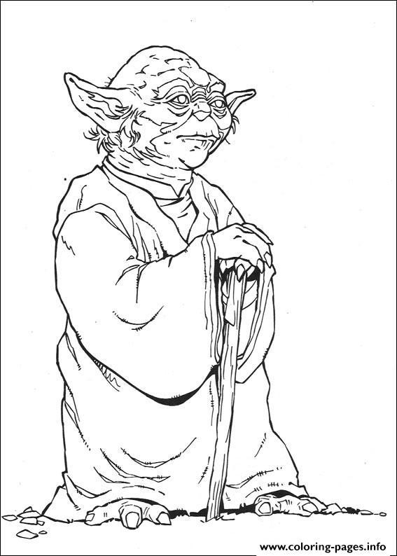 star wars yoda coloring pages printable