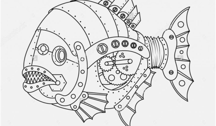 steampunk coloring pages photo steampunk animal coloring