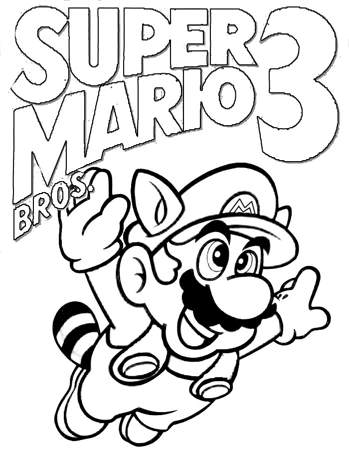 super mario bros 139 video games printable coloring pages