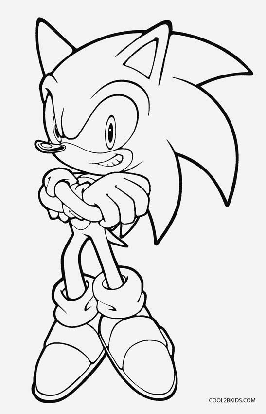 super sonic characters coloring pages sonic the hedgehog