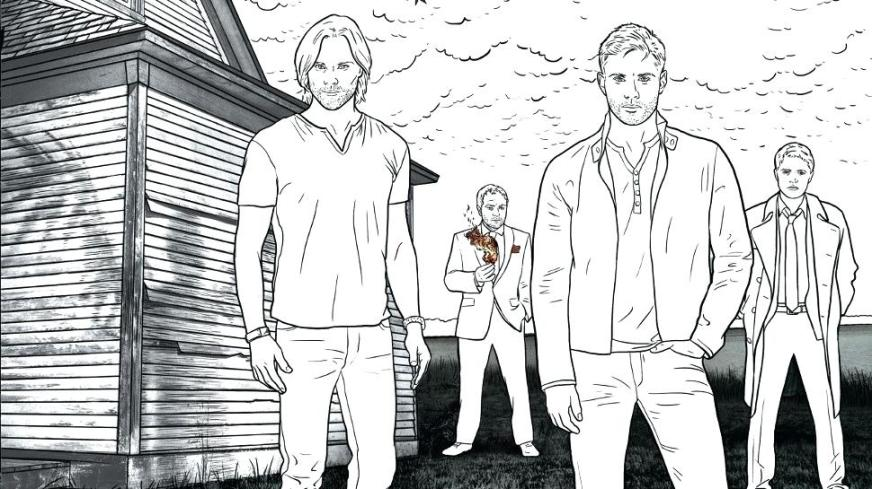 supernatural coloring pages siirthaber