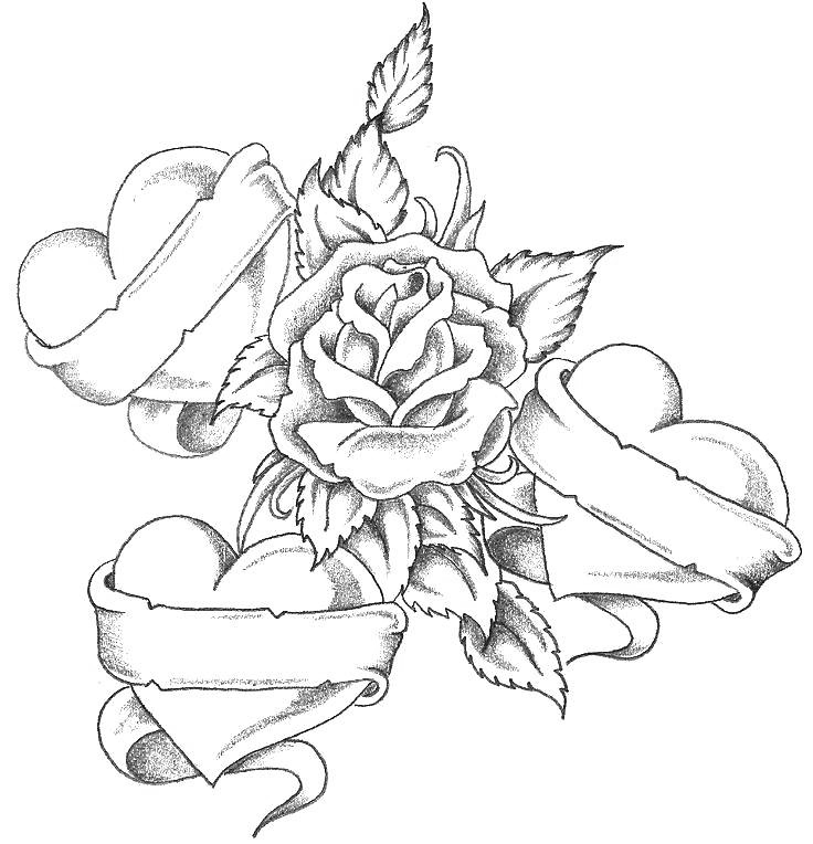 tattoo coloring pages for adults best coloring pages for kids