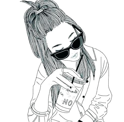 teenage girl coloring pages noticiasdemexico