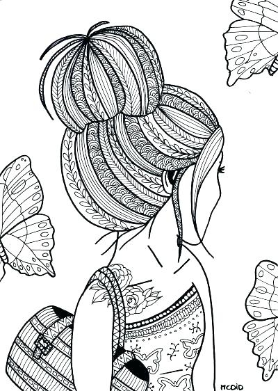 Coloring Pages For Teens Collection Whitesbelfast