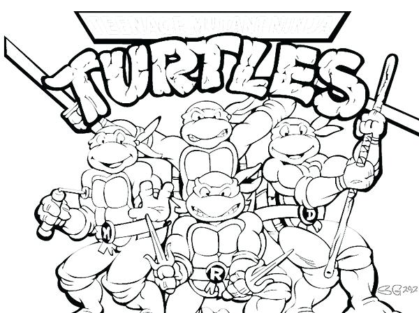 teenage mutant ninja turtles coloring pages christmas