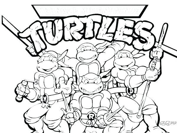 teenage mutant ninja turtles coloring pages christmas