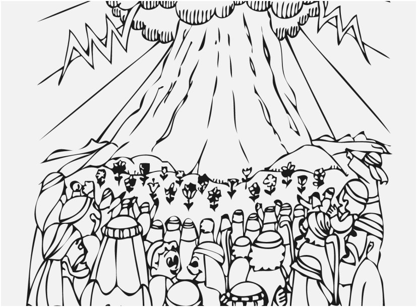 ten commandments coloring pages photo coloring sheet the