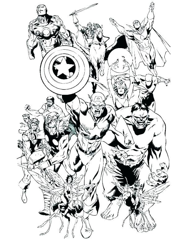 the avengers coloring pages pdf noticiagrapclub