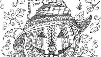 Adult Halloween Coloring Pages Collection Whitesbelfast Com