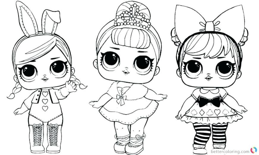 the best free printable lol doll coloring pages salvador blog