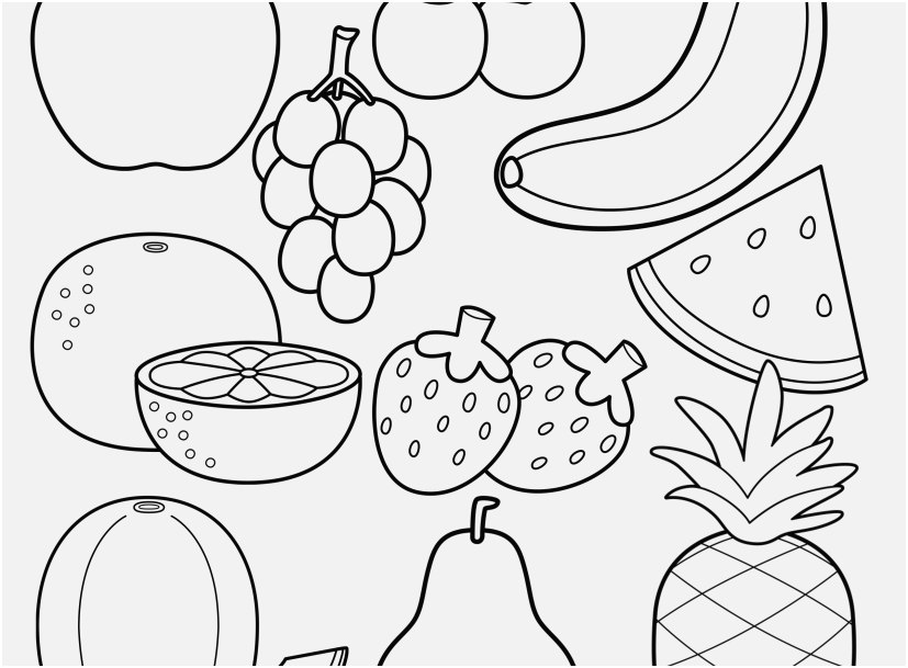the ideal graphic fruit coloring pages delicious yonjamedia