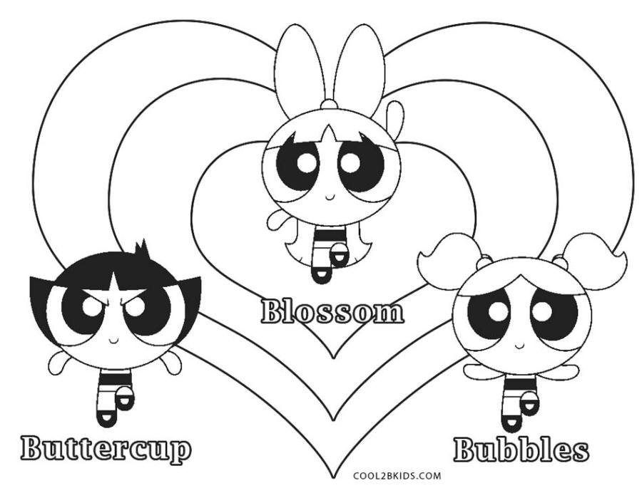 the powerpuff girls coloring pages kaigobank