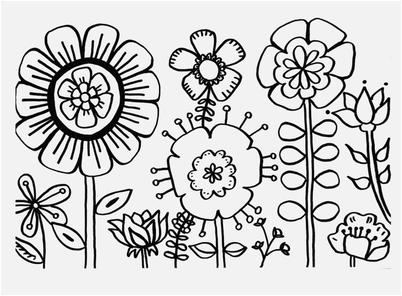 the suitable graphic floral coloring pages awesome