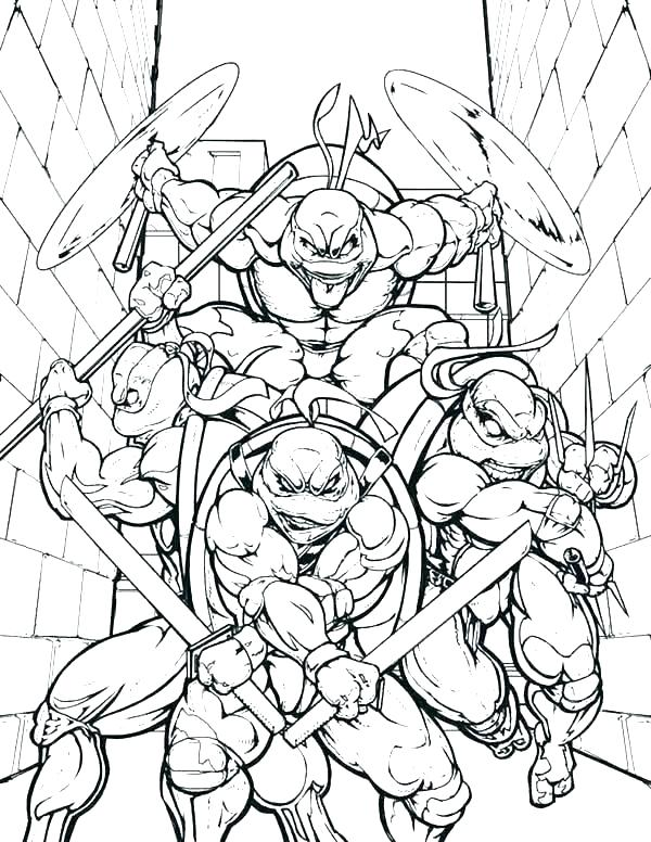 tmnt coloring pages free to print vodafologclub