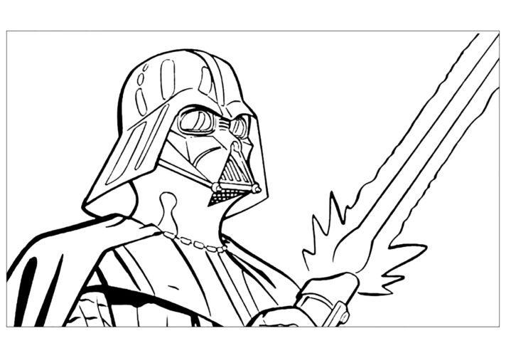 top 51 fabulous star wars christmas coloring pages free