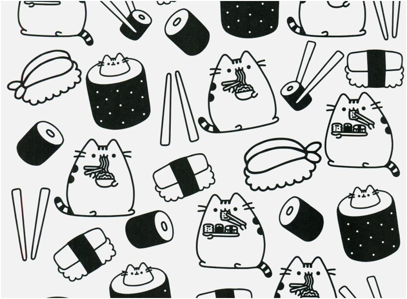 top rated pictures pusheen coloring pages specific