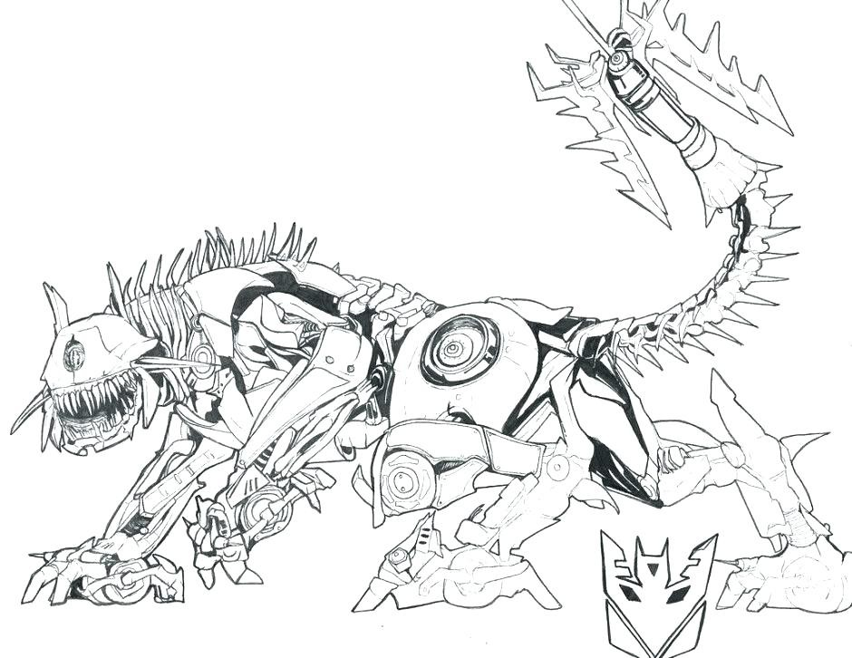 Transformers Coloring Pages Collection - Whitesbelfast