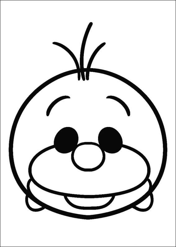 tsum tsum coloring pages 7 coloring pages for kids