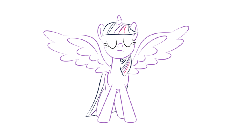 twilight sparkle alicorn coloring pages google search