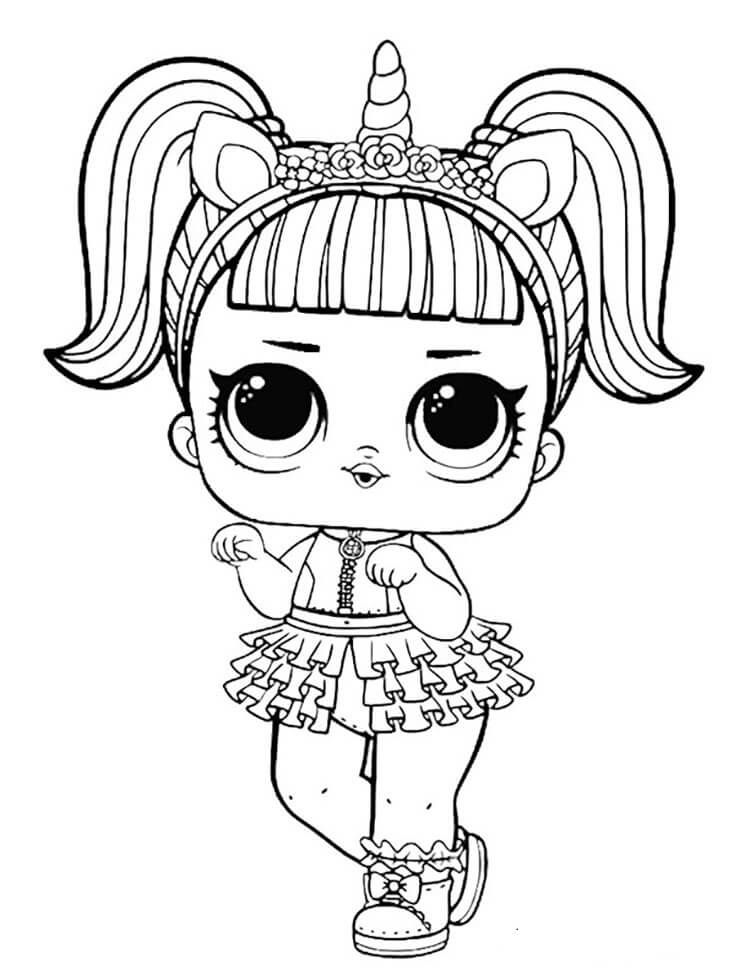 Doll Coloring Pages Pictures Whitesbelfast
