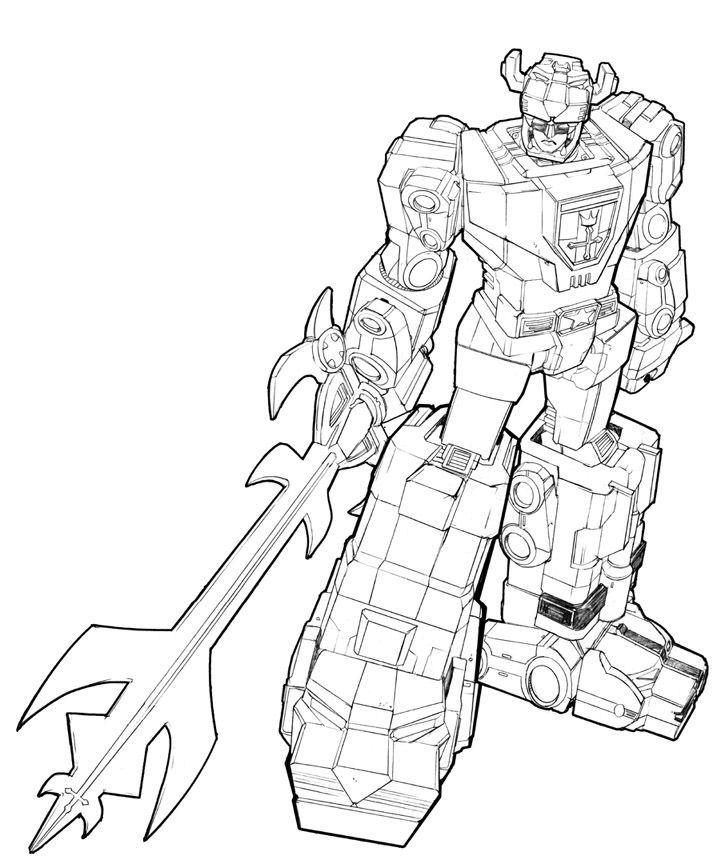 voltron coloring pages voltron force colouring