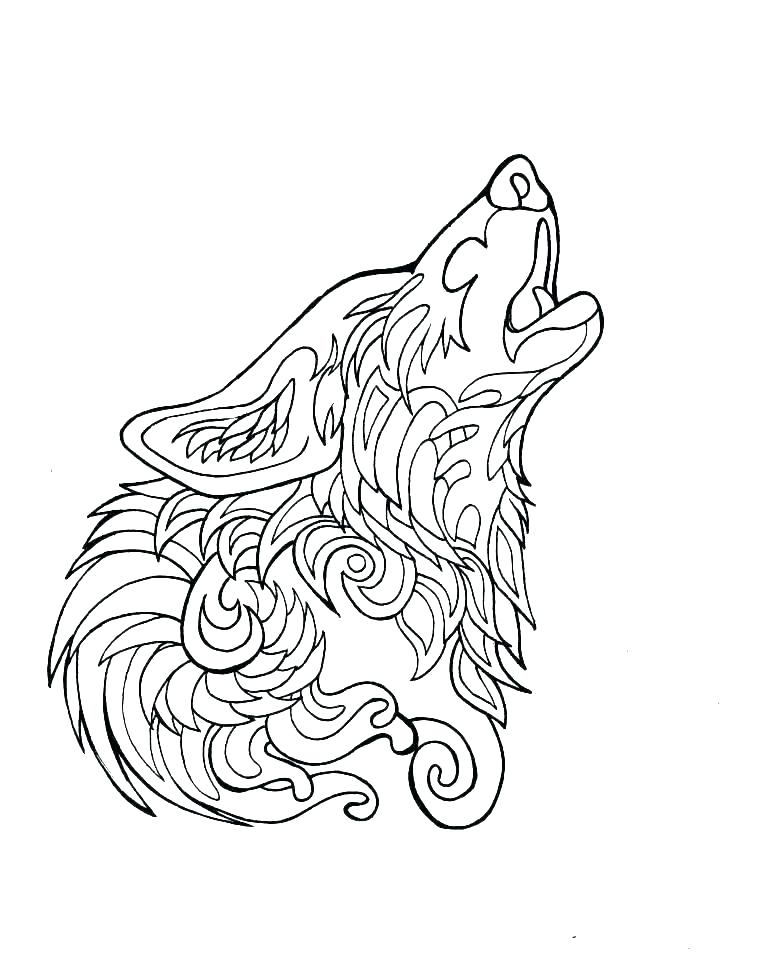 winged wolf coloring pages puppy page medianav