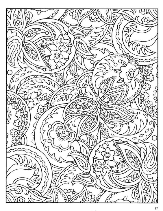 zentangle coloring pages free to print pusat hobi